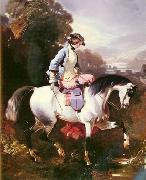 unknow artist Classical hunting fox, Equestrian and Beautiful Horses, 014. oil painting reproduction