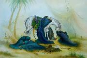 unknow artist Horses 049 china oil painting reproduction