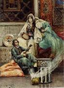 unknow artist Arab or Arabic people and life. Orientalism oil paintings 617 china oil painting reproduction