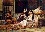 unknow artist Arab or Arabic people and life. Orientalism oil paintings 158 china oil painting reproduction