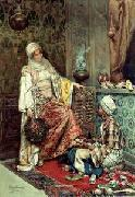 unknow artist Arab or Arabic people and life. Orientalism oil paintings 193 china oil painting reproduction