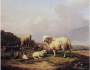 unknow artist Sheep 172 china oil painting reproduction