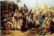 unknow artist Arab or Arabic people and life. Orientalism oil paintings  382 china oil painting reproduction