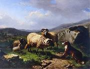 unknow artist Sheep 113 china oil painting reproduction