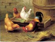 unknow artist Cocks 134 china oil painting reproduction