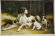unknow artist Dogs 035 china oil painting reproduction