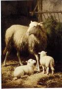 unknow artist Sheep 057 china oil painting reproduction
