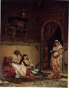 unknow artist Arab or Arabic people and life. Orientalism oil paintings 164 china oil painting reproduction