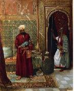 unknow artist Arab or Arabic people and life. Orientalism oil paintings  376 china oil painting reproduction