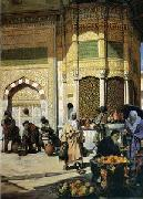 unknow artist Arab or Arabic people and life. Orientalism oil paintings 200 china oil painting reproduction