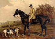 unknow artist Classical hunting fox, Equestrian and Beautiful Horses, 200. china oil painting reproduction
