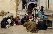unknow artist Arab or Arabic people and life. Orientalism oil paintings 148 china oil painting reproduction