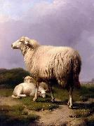 unknow artist Sheep 142 china oil painting reproduction