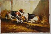 unknow artist Dogs 029 china oil painting reproduction