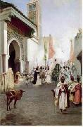 unknow artist Arab or Arabic people and life. Orientalism oil paintings 123 china oil painting reproduction