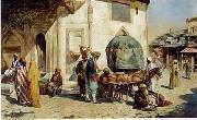 unknow artist Arab or Arabic people and life. Orientalism oil paintings 139 china oil painting reproduction