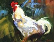 unknow artist Cock 097 china oil painting reproduction