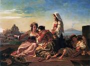 unknow artist Arab or Arabic people and life. Orientalism oil paintings 591 china oil painting reproduction