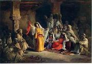 unknow artist Arab or Arabic people and life. Orientalism oil paintings  374 china oil painting reproduction