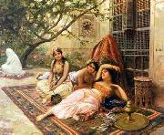 unknow artist Arab or Arabic people and life. Orientalism oil paintings  505 china oil painting reproduction