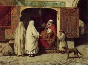unknow artist Arab or Arabic people and life. Orientalism oil paintings 138 china oil painting reproduction