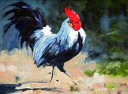 unknow artist Cock 183 china oil painting reproduction