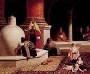 unknow artist Arab or Arabic people and life. Orientalism oil paintings  282 china oil painting reproduction