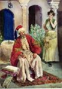 unknow artist Arab or Arabic people and life. Orientalism oil paintings 125 china oil painting reproduction