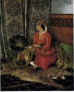 unknow artist Arab or Arabic people and life. Orientalism oil paintings  225 china oil painting reproduction