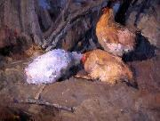 unknow artist Cock 181 china oil painting reproduction