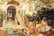 unknow artist Arab or Arabic people and life. Orientalism oil paintings  336 china oil painting reproduction