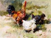 unknow artist Cocks 071 china oil painting reproduction