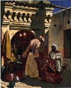 unknow artist Arab or Arabic people and life. Orientalism oil paintings 150 china oil painting reproduction