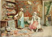unknow artist Arab or Arabic people and life. Orientalism oil paintings 580 china oil painting reproduction