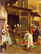 unknow artist Arab or Arabic people and life. Orientalism oil paintings  489 china oil painting reproduction