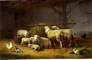 unknow artist Sheep 136 china oil painting reproduction