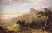 Asher Brown Durand Landscape oil painting reproduction