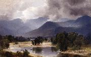 Asher Brown Durand View of the Shandaken Mountains china oil painting artist