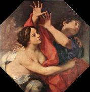 CIGNANI, Carlo Joseph and Potiphar's Wife oil on canvas