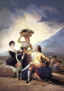 Francisco Goya Autumn oil painting reproduction