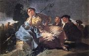 Francisco Goya The Rendezvous oil painting reproduction