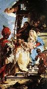 Giovanni Battista Tiepolo Adoration of the Magi oil painting reproduction