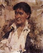 Nikolay Fechin Lady oil painting reproduction