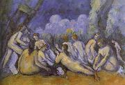 Paul Gauguin bather oil painting reproduction