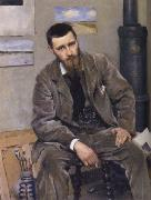 Richard Bergh Portrait of Nils Kreuger oil painting reproduction