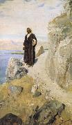 Vasily Polenov Returning to Galilee in the Power of the Spirit oil painting reproduction