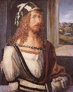 Albrecht Durer Sjalvportratt oil painting reproduction