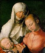 Albrecht Durer St Anne with the Virgin and Child oil painting reproduction