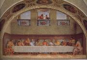 Andrea del Sarto Last supper oil painting reproduction