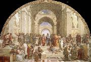 Aragon jose Rafael The School of Athens oil painting reproduction